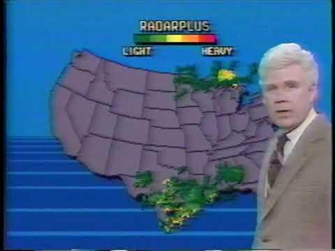 January 19, 1989 - Bob Gregory Indianapolis Weather Forecast