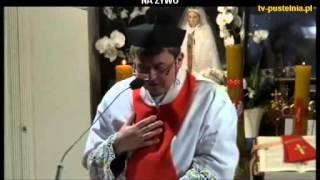 Ks. Piotr Natanek - Kazanie pogrzebowe 21.01.2014