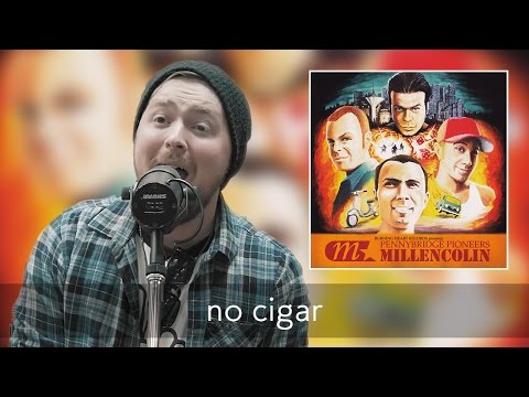 """Millencolin - """"No Cigar"""" (Acoustic Cover) by Hitch & Go"""
