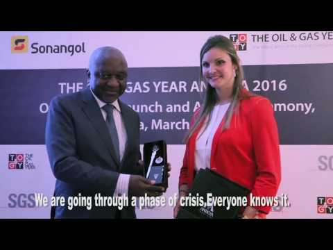 The Oil & Gas Year Angola 2016 Official Book Launch & Awards Ceremony