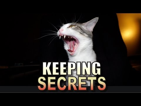 Thumbnail: Talking Kitty Cat 53 - Keeping Secrets