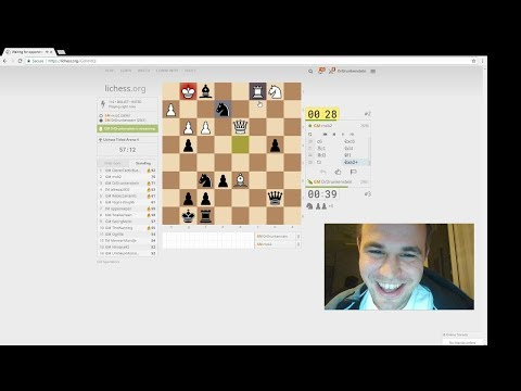 Magnus Carlsen playing and streaming the Lichess Titled Arena 4 (Part 2/2)