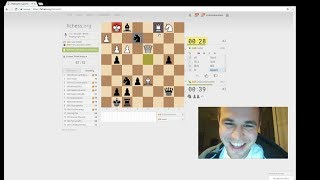 Magnus Carlsen playing and streaming the Lichess Titled Arena 4 (Part 2/2) thumbnail