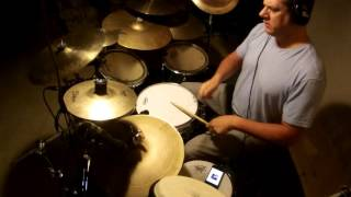 Steve Tocco - Physical Presence by Level 42 (Drum Cover)