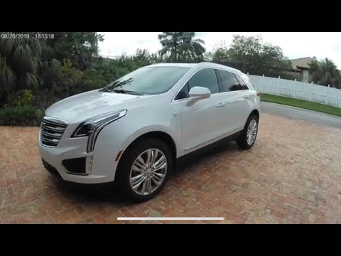 2019 CADILLAC XT5 FULL REVIEW + DRIVE OF THIS LUXURY SUV