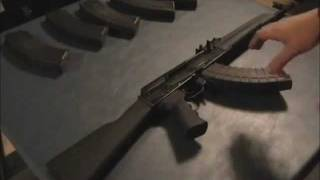 Where to get CHEAPEST Saiga AK-47 $450 Unboxing and Review @ ClassicFirearms.com