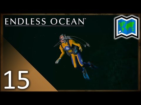MDB's Adventures/ Endless Ocean #15: Conversing In The Abyss