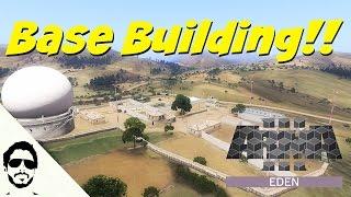 Скачать ARMA 3 Eden Editor Making A Base Tutorial