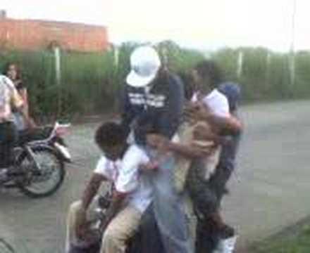 6 en moto chappy yamaha
