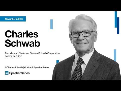 LinkedIn Speaker Series: Charles Schwab