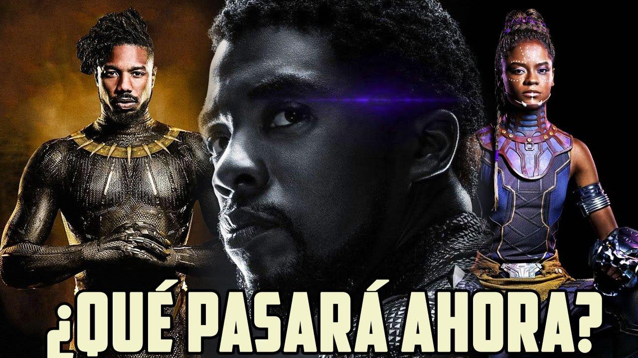 ¿QUÉ PASARÁ DESPUÉS? Marvel Studios sin Black Panther para la fase 5 del UCM