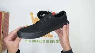 61bad5b344 Vans Era - Black Black - Unboxing