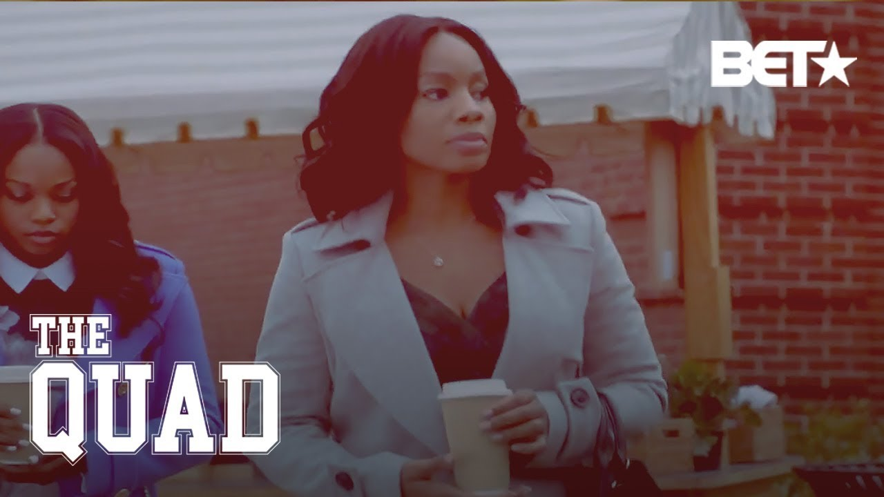 Download Here's How 'The Quad' Season 2 Almost Didn't Start | The Quad