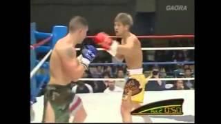 山本優弥 VS スコット・シャファー Krush. 6 スーパーファイト 2010年4...