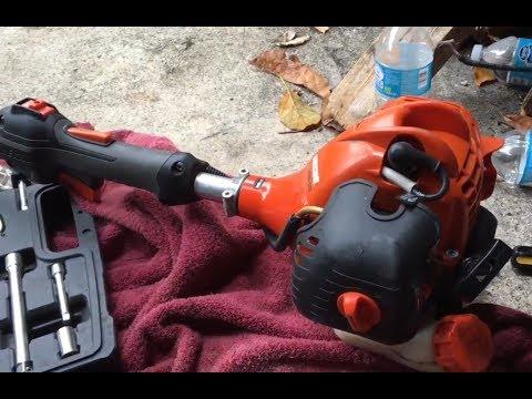 Echo carburetor clean