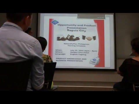 Naturally Plus Compensation Plan Presentation