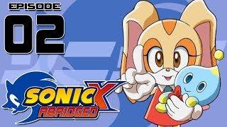 Sonic X Abridged: Episode 2