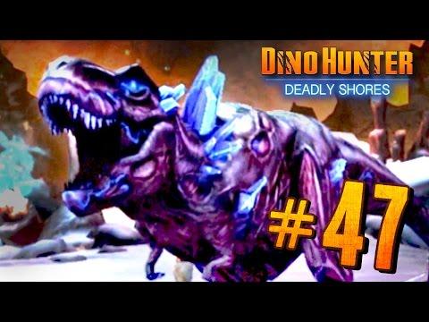 Dino ZomBoss!  Dino Hunter: Deadly Shores EP: 47 HD