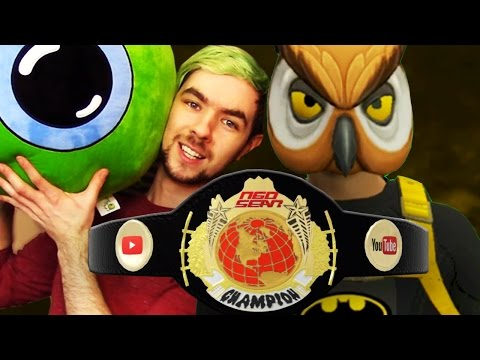 JackSepticEye vs Vanoss | N60 Championship Match | Season 2 Finale! | WWE 2K17