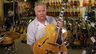 Inside Norman's Rare Guitars, Episode One: 1950/51 Stromberg Master 400