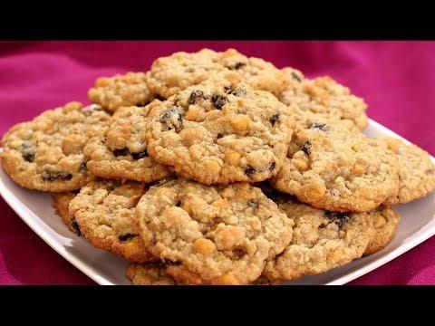 Oatmeal Raisin Butterscotch Cookies Recipe - Amy Lynn's Kitchen