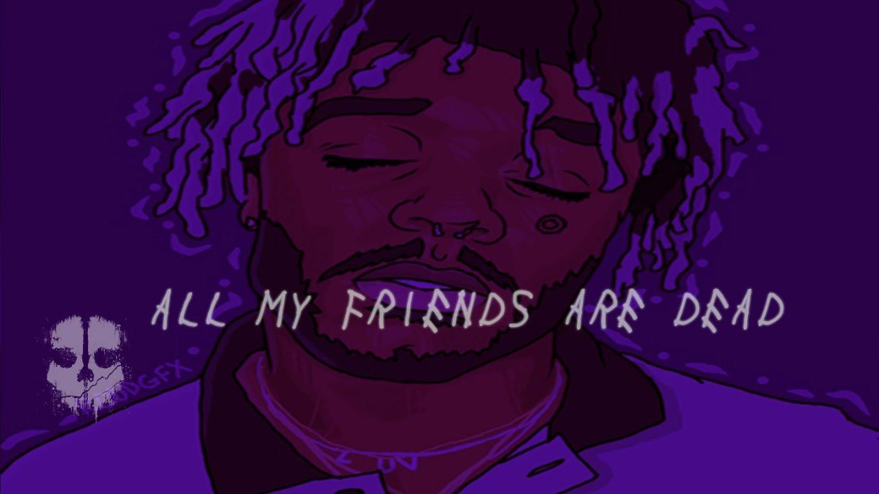 "FREE) Lil Uzi Vert Type Beat - ""All My Friends Are Dead"" | Trap Beat  Instrumental I Prod. FNT - YouTube"