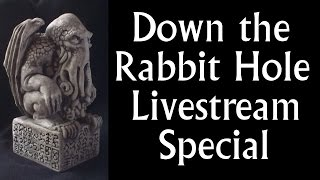 [Archived Livestream] Down the Rabbit Hole SPECIAL | Lovecraft & Junji Ito