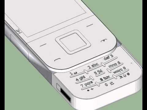 Nokia 5330 mobile tv edition google sketchup