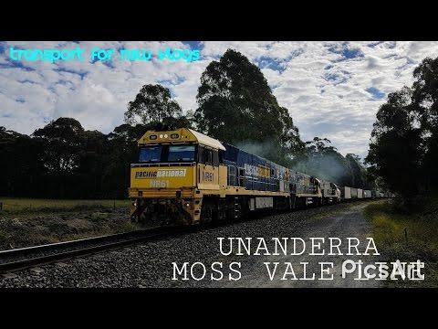 Transport for NSW Vlog No.1086 Unanderra - Moss Vale Line