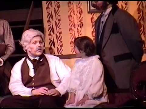 2001 - Bryan Stars In The Spring Play At Jack London Middle School