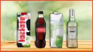 Jak wyglądają napoje BEZ WODY #3 - dziwne odkrycie i turbo Cola