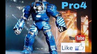 HOT TOYS IGOR Iron Man 3 (MARK XXXVIII) MMS215 review pro 4 by (VINDEESH rubenz)