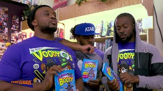 "The New Day's hip-shaking fans turn out to get ""The Book of Booty"""