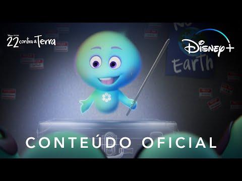 22 Contra a Terra | Clipe Oficial Dublado | Disney+