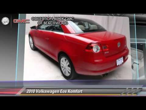 Used 2010 Volkswagen Eos Komfort - Beachwood