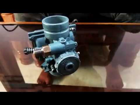 clean any carburetor   rx100 & rx135   MH46 vlogs