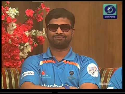 Indain Blind Cricket in DD Sports Khel India Khel - programme after winning the Second T20 World Cup