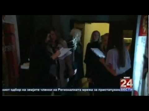 1st Alumni Reunion in Skopje (24 Vesti)