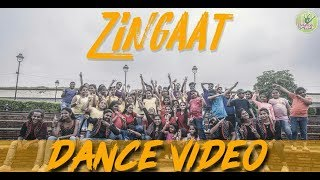 Dance Fun | Zingaat | Dance Choreography | Dhadak | Ishaan & Janhvi