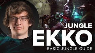 Ekko jungle guide by Meteos - S5  | League of Legends
