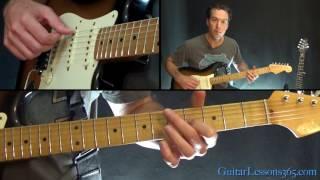 Pearl Jam - Better Man Guitar Lesson