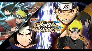 Naruto Shippuden: Ultimate Ninja Storm Trilogy НОВЫЙ ТРЕЙЛЕР! ДАТА ВЫХОДА 25 АВГУСТА!