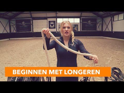 Beginnen met longeren l PaardenpraatTV