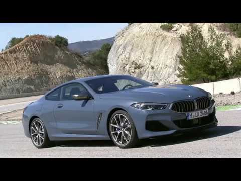 Bmw 8 Series 2019 Bmw 850i Design Interior And Driving Youtube