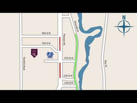Stage 1 Detour | City of Sartell