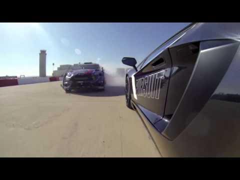 video clip Màn drift xe thu hút hơn 6 triệu lượt người xem