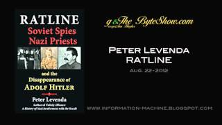Peter Levenda | RATLINE - Soviet Spies, Nazi Priests, and the Disappearance of Adolf Hitler