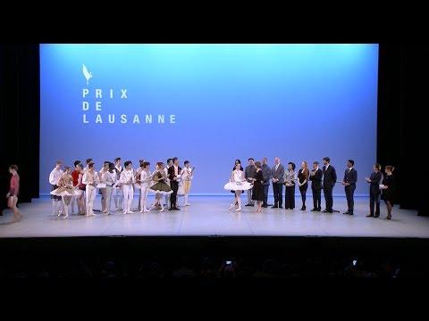 Prix de Lausanne 2019 - Day VI (Finals)