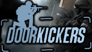 Door Kickers - Gameplay First Missions iOS QuickPlay