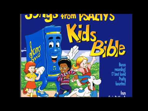 16 Jesus Put The Song In My Heart (Psalty's Kids Bible)